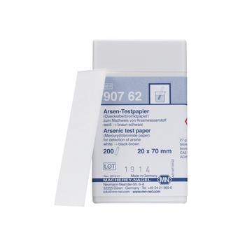 Индикаторная бумага для качественного анализа Мышьяк