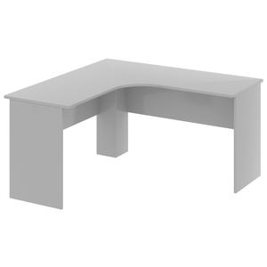 Стол рабочий угловой - 0.001 Бескаркасный