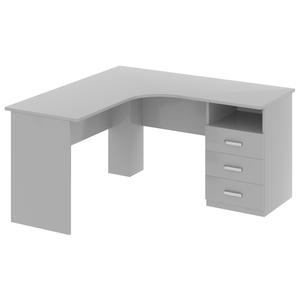 Стол рабочий угловой - 0.031 Бескаркасный