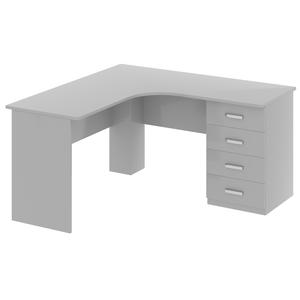 Стол рабочий угловой - 0.041 Бескаркасный