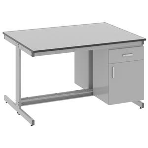 Стол лабораторный островной - 3.061.05
