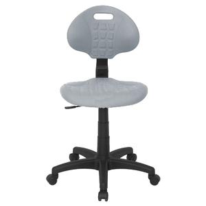 Кресло лабораторное PUнизкое