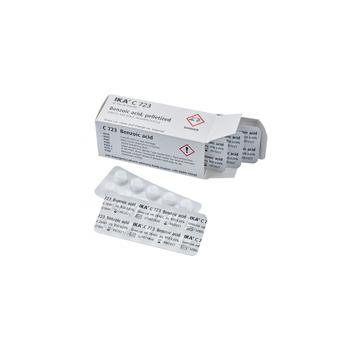 C 723 Бензойная кислота, блистерная упаковка