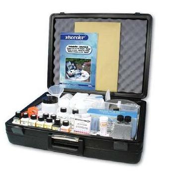 Комбинированный тест-набор VISOCOLOR® Анализ почв