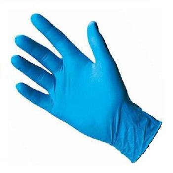 Нитриловые перчатки лабораторные