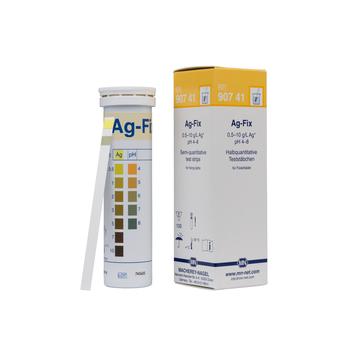 Индикаторные полоски для определения серебра Ag-Fix