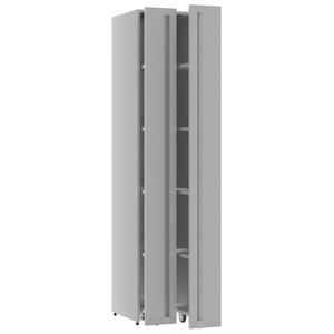 Шафи і стелажі для зберігання