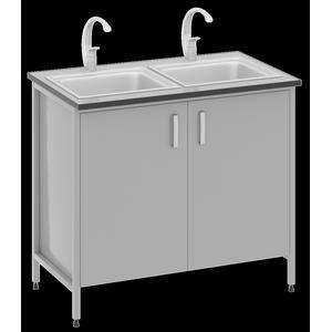 Столи - мийки лабораторні Серія СТАНДАРТ
