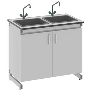 Столи - мийки лабораторні Серія ЄВРО